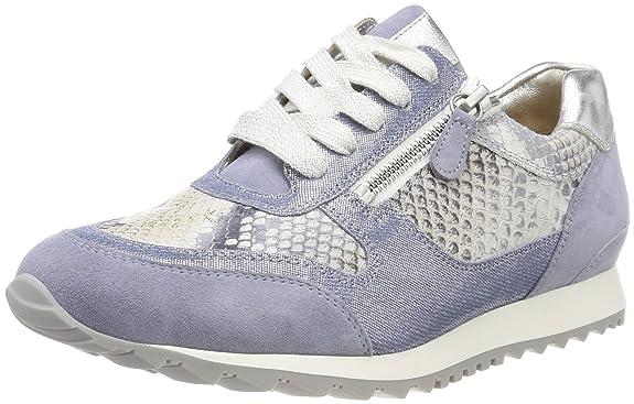 Hassia Barcelona, Weite H, Zapatillas para Mujer, Azul (Azure/Multi 3399), 37 EU: Amazon.es: Zapatos y complementos