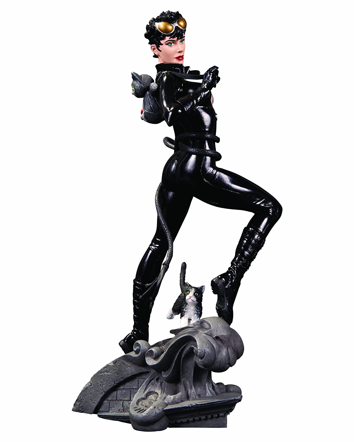 DC Comics Cover Girls - Catwoman Statue