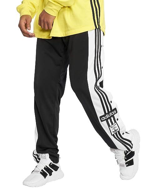 7b4ee4d159d356 adidas Originals Jogginghose Herren SNAP Pants DV1593 Schwarz  Amazon.de   Bekleidung