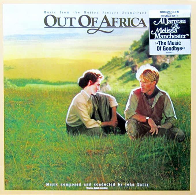 Out of africa soundtrack vinyl amazon music ccuart Choice Image