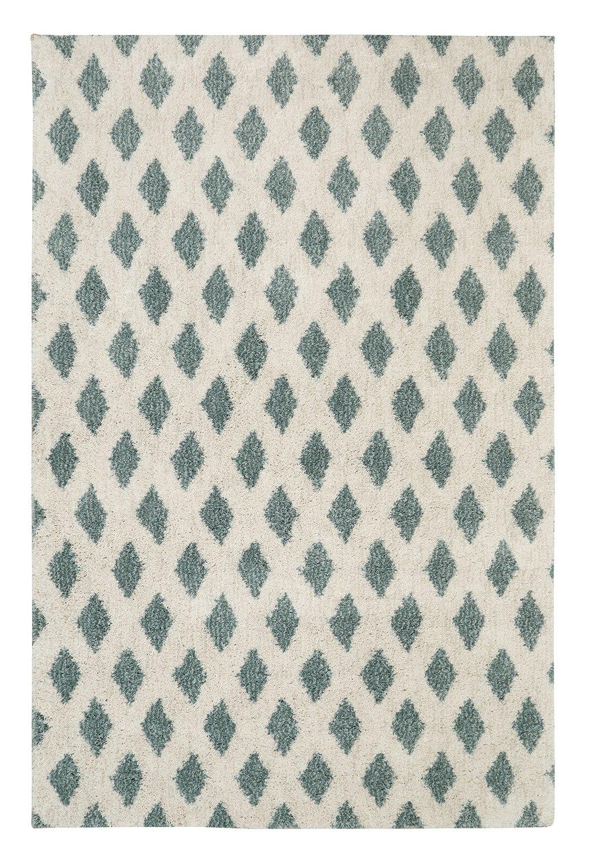 Mohawk Home Laguna Adona Woven Rug, 8'x10', Aqua by American Rug Craftsmen