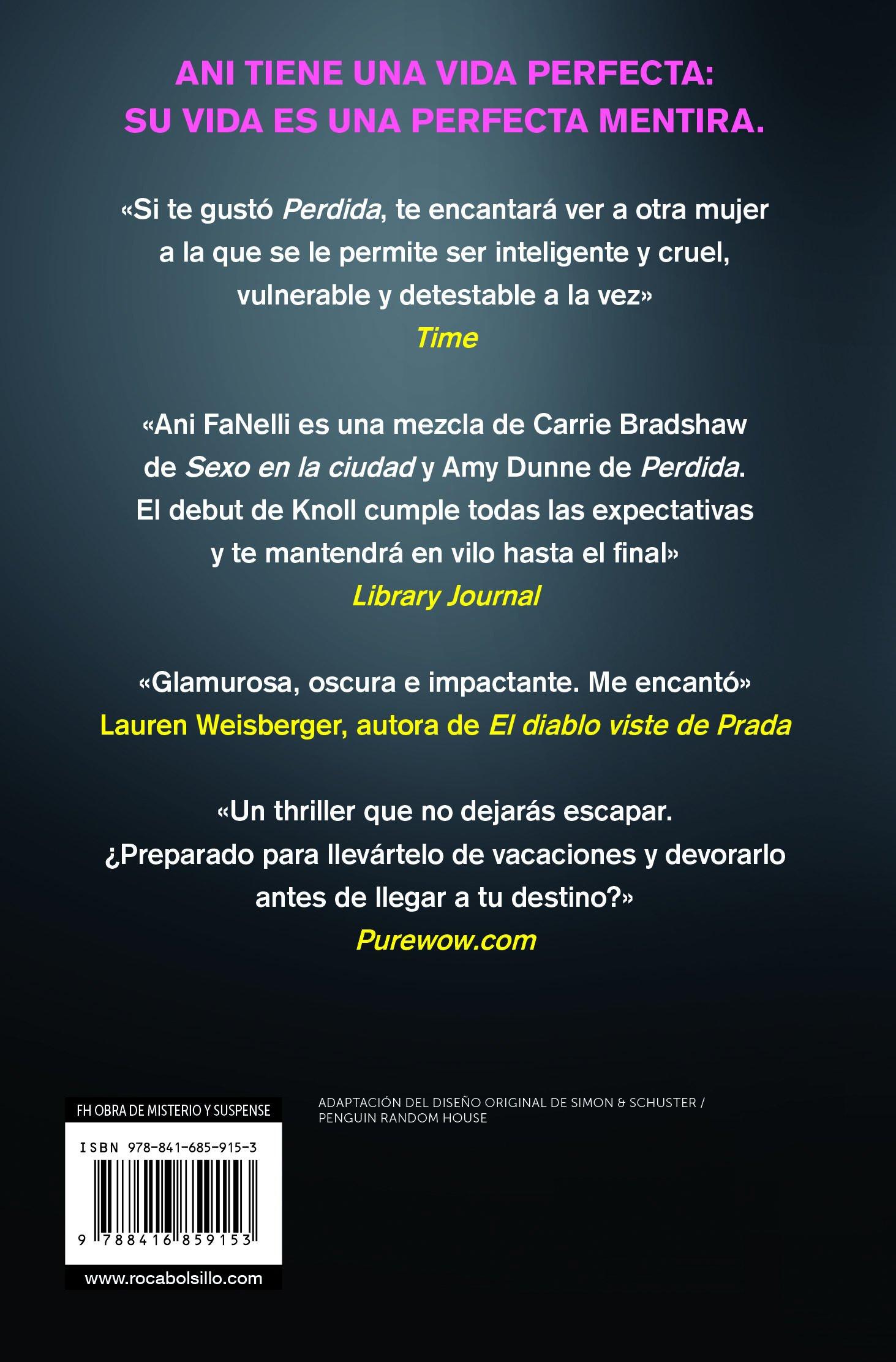 La Chica Que Lo Tenia Todo: Jessica Knoll: 9788416859153: Books - Amazon.ca