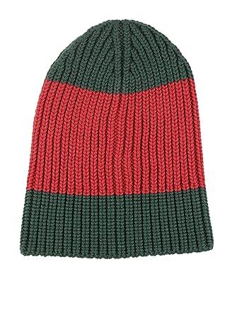 Gucci - Chapela - para Hombre Rojo/Verde: Amazon.es: Ropa y accesorios
