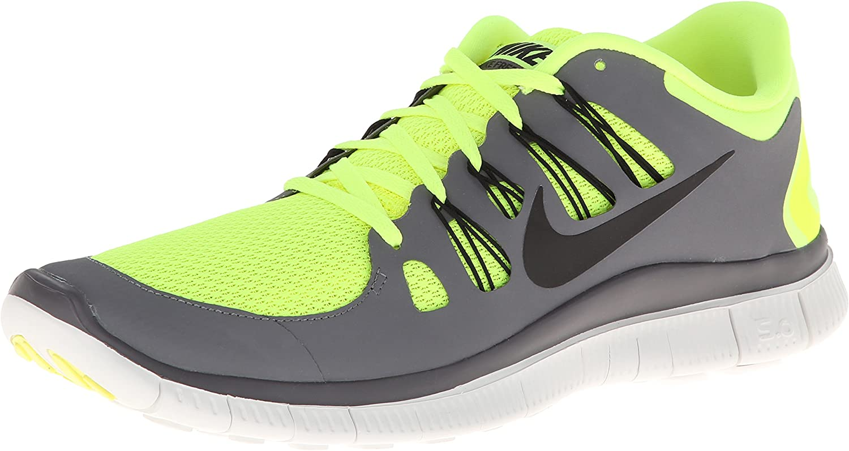 Nike Men S Free Breathe Running Shoe Synthetic Road Running