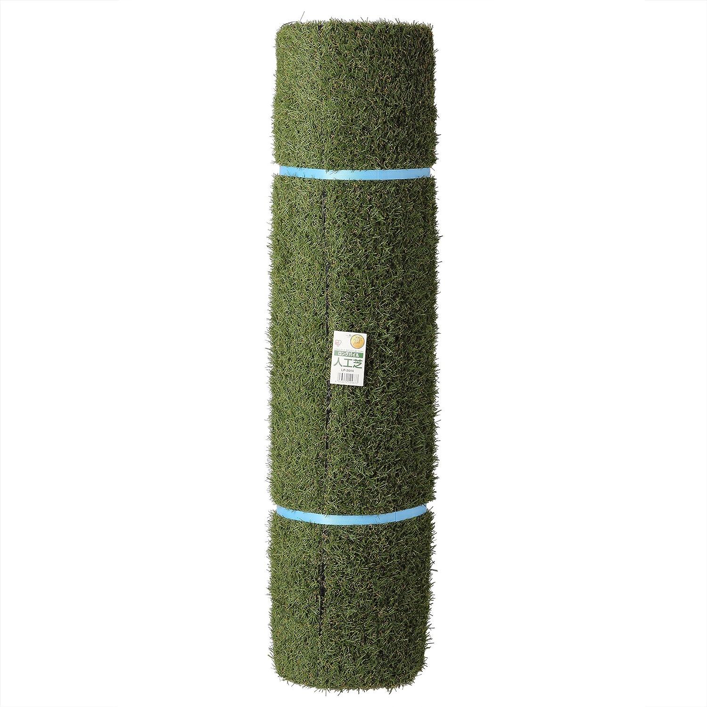 アイリスオーヤマ 人工芝 ロングパイル 100cm×400cm 厚さ2cm LP-2014 B01D31E526 10037