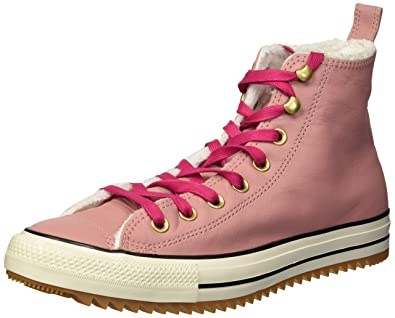 e683b777e6d2 Converse Chuck Taylor All Star Hiker Boot Hi Unisex Sneakers Rust Pink Pink  Pop 162477c