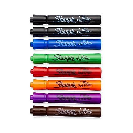 Amazon com sharpie 22478 flip chart markers bullet tip assorted
