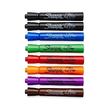 Amazon com sharpie 22478 flip chart markers bullet tip