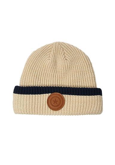 Amazon.com  Marvel Captain America Winter Hat Standard  Clothing 29042da8d75