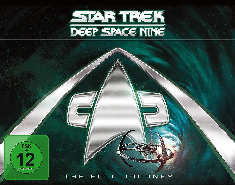 Star Trek - Deep Space Nine: Season 1-7 48 Discs Alemania DVD ...