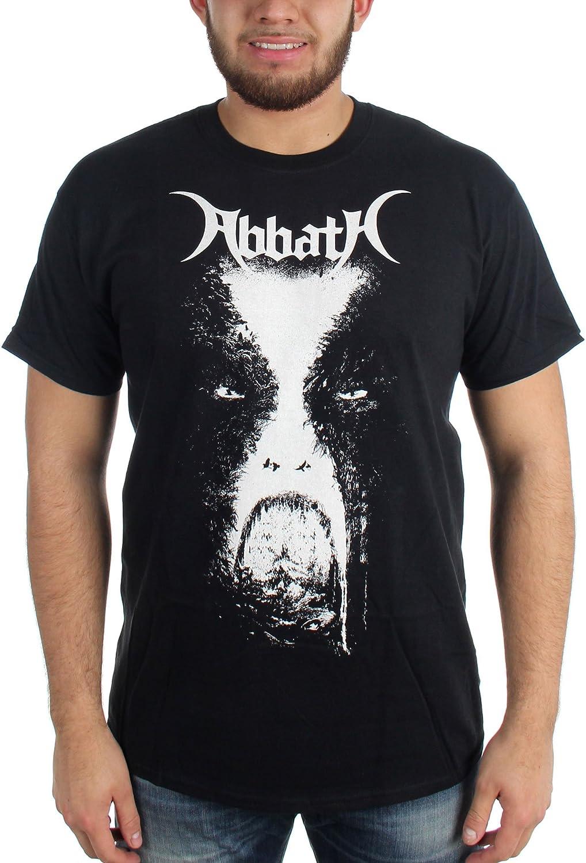 Abbath - Mens Face T-Shirt