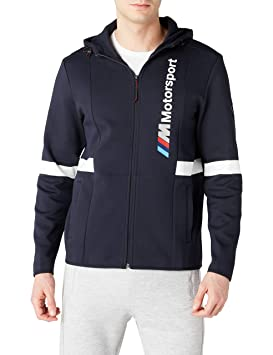 Puma BMW Mms Hooded Sweat Jacket, Chaqueta Deportiva: Amazon.es: Deportes y aire libre