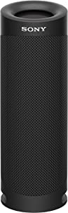 Sony SRS-XB23 EXTRA BASS Wireless Portable Speaker IP67 Waterproof BLUETOOTH and Built In Mic for Phone Calls, Black