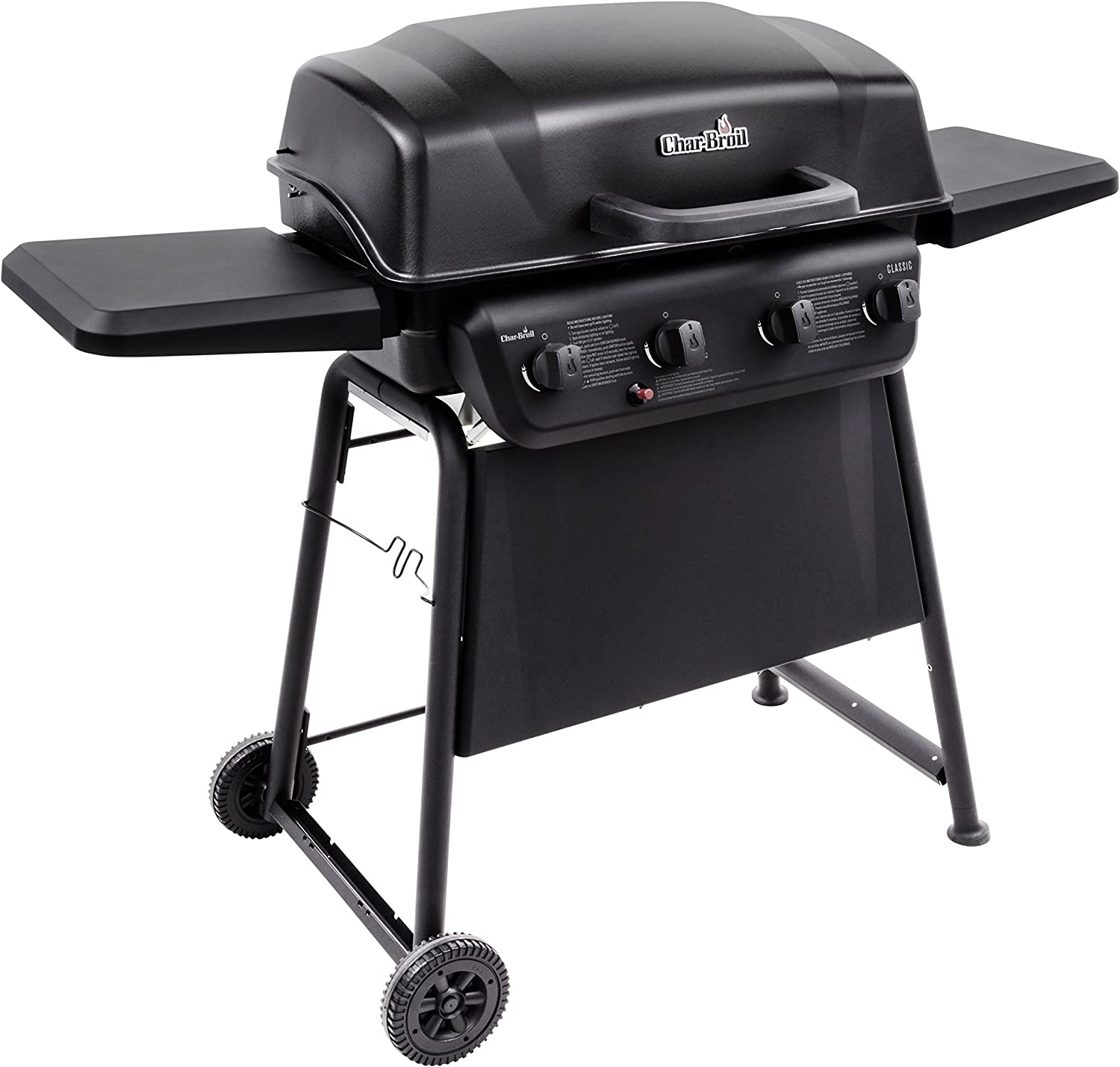 best hybrid barbecue grills