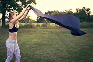 product image for SUGA Recycled Wetsuit Travel Yoga Mat - 3mm + Non-Slip + Recycled + Made in USA