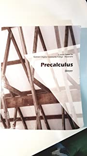 Precalculus 5th edition robert f blitzer 9780321837349 amazon students solutions manual for precalculus 5th edition by blitzer robert f 2013 fandeluxe Choice Image
