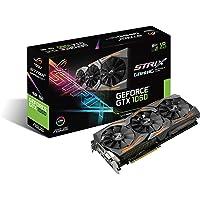 Asus ROG GeForce GTX 1060 ROG-STRIX-GTX1060-A6G-GAMING 6GB 192-Bit GDDR5 PCI Express 3.0 HDCP Ready Video Card + NVIDIA Gift