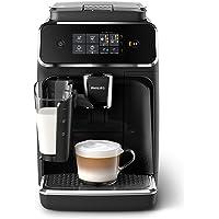 Philips EP2231/40 Cafetera superautomática, Plástico, negro mate