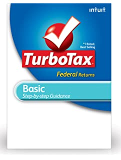 TurboTax Basic Federal + E-File 2012 for PC [Old Version]