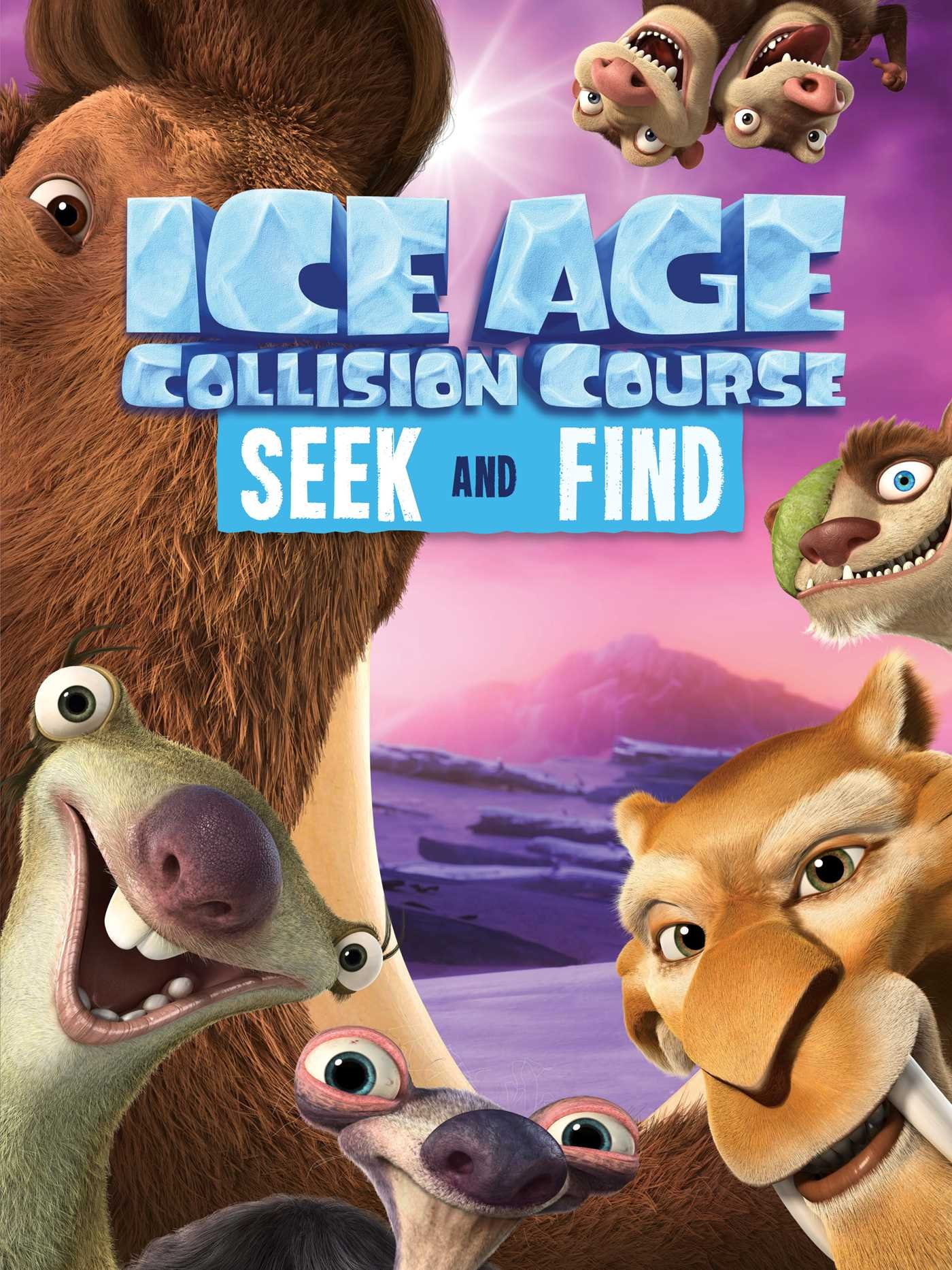 Ice Age Collision Course: Seek and Find pdf