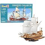 Revell Model Kit Spanish Galleon - 1:450 - 5899