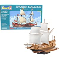 Revell Spanish Galleon, Kit de Modelo, 1: 450