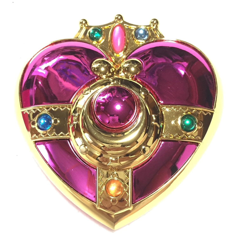 Bandai Sailor Sailor Bandai Moon S Moonlight Memory Series Cosmic Heart Mirror Case baf229