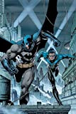"""Gotham's Crime Fighters"" Unframed Giclee on Canvas Limited Edition Signed by Jim Lee W/ COA"