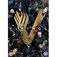 Vikings Season 5 Volume 1 [DVD] [2018]