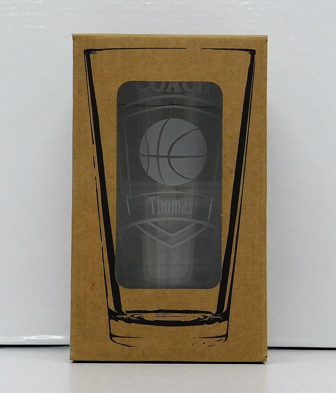 Basketball Coach Basketball Coach Glass and Coaster Gift Set Personalized basketball Coach Gift Basketball Coach Gift Basketball Coach Award