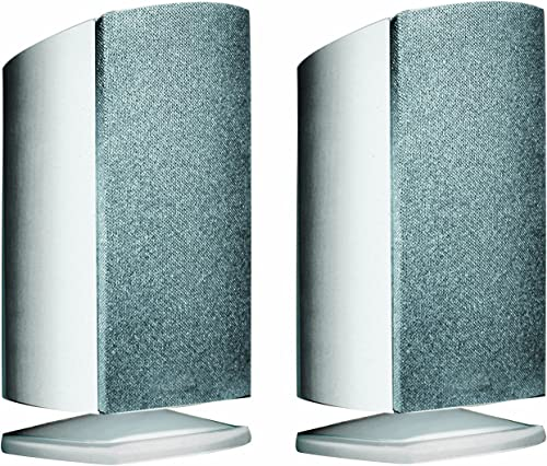 Definitive Technology NCUB ProMonitor 100 Mk II Speaker Pair, Silver Discontinued by Manufacturer