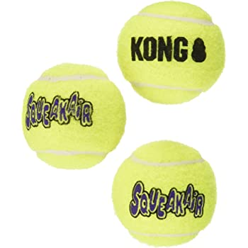 Pet Supplies : The Little Dog's Balls - 6 Small Yellow