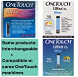 One Touch Ultra 3 Language English, Spanish and