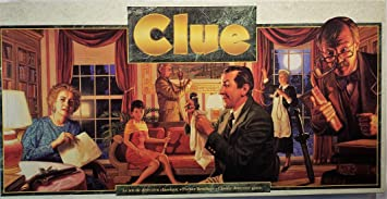 Clue Board Game: 1992 Version: Amazon.es: Juguetes y juegos