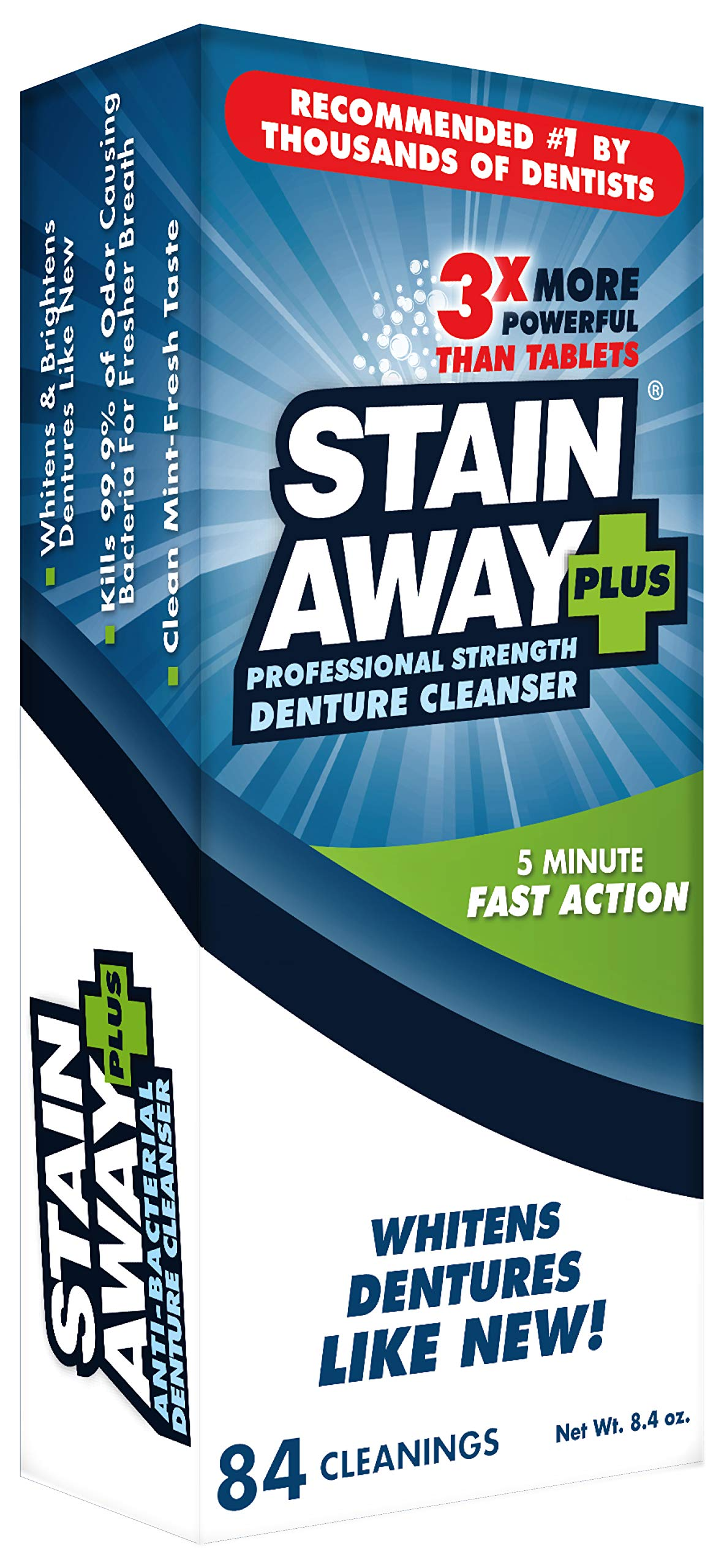 Regent Labs StainAway Plus, 8.4-Ounce (Pack of 4) by Regent