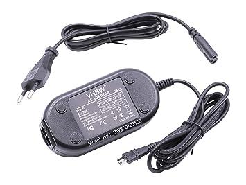 vhbw Cable Cargador para cámaras Canon Legria HF R806, HF ...