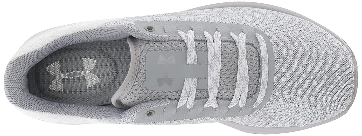 Under Armour Women's Charged Escape 2 Running Shoe B076S9XW8F 8 M US|White (104)/Overcast Gray
