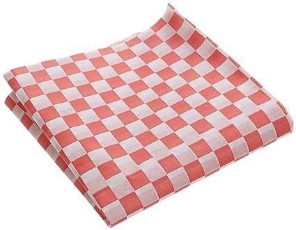 97c2a0cffea6e8 Amazon.com: Regency Basket Buddies, Red Check 24-pack: Decorating ...