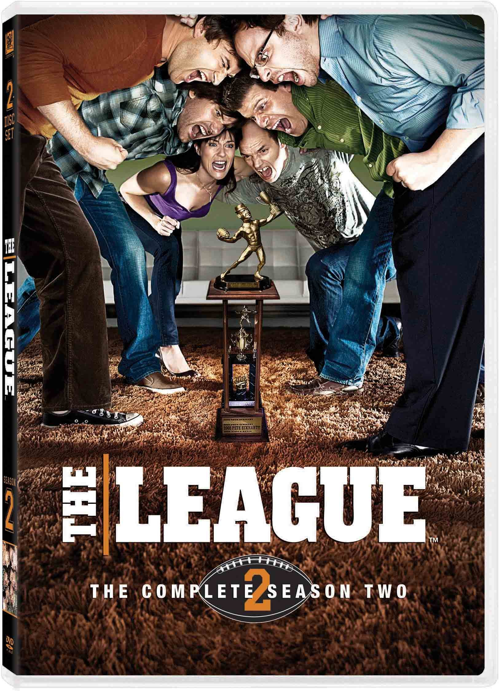 The League: The Complete Season Two (Dolby, AC-3, Subtitled, Widescreen, 2PC)