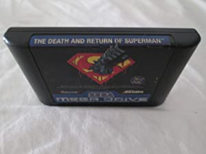 The Death and Return of Superman - Sega Genesis