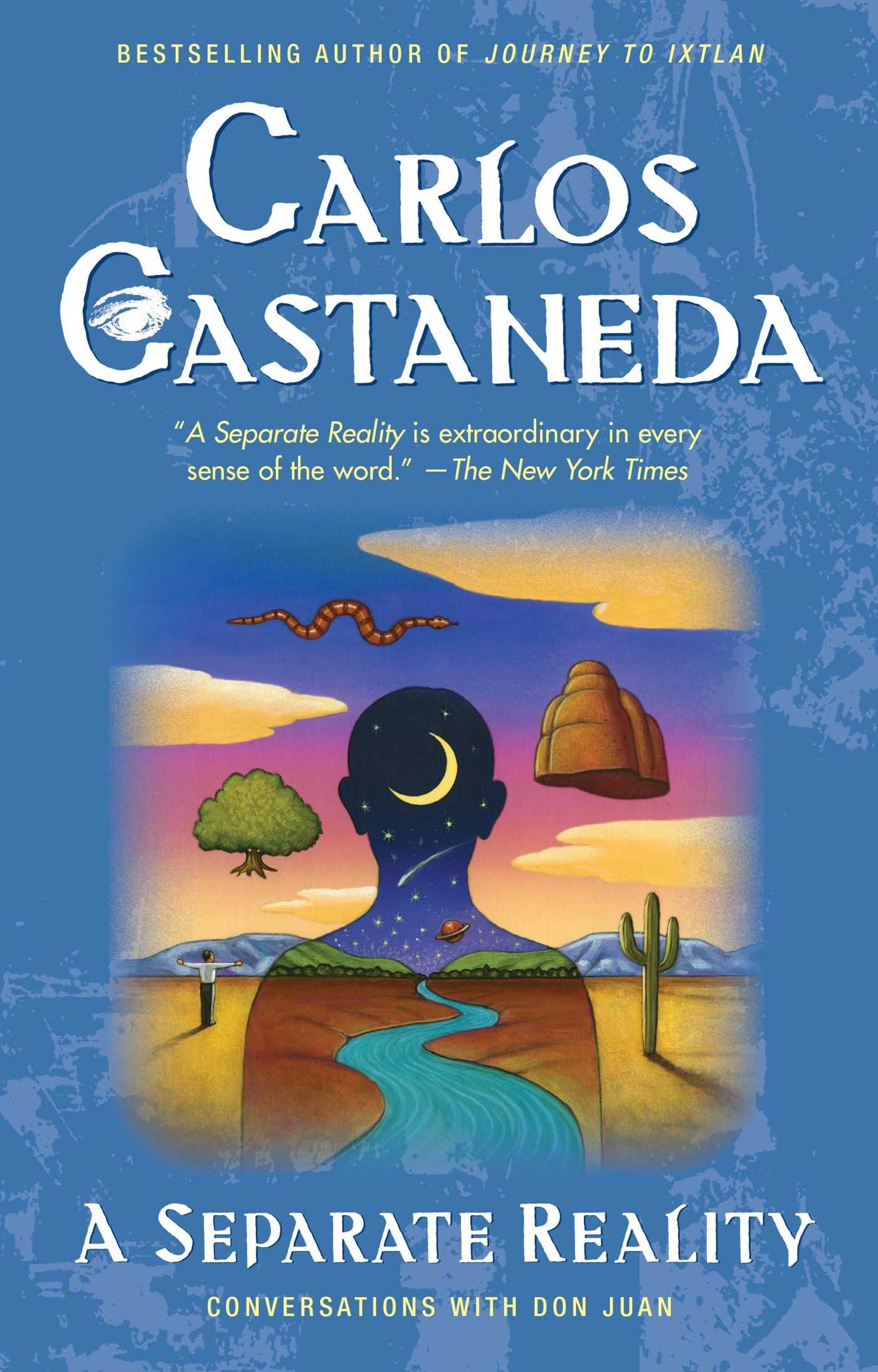 Separate Reality Carlos Castaneda product image