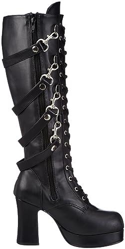 Demonia Gothika 209 Stivali Donna: Amazon.it: Scarpe E Borse