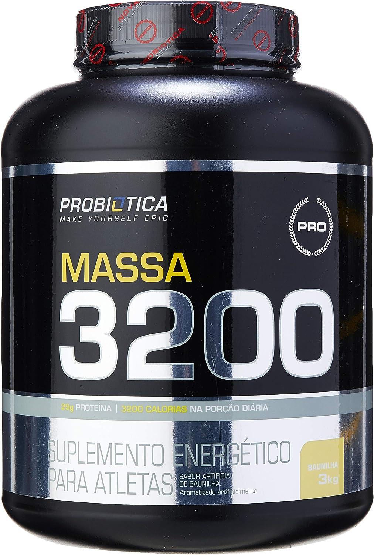 Massa 3200-3000G Baunilha - Probiótica, Probiótica por Probiótica