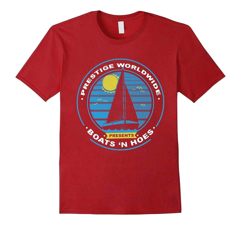 Boats N Hoes Prestige Worldwide T shirt