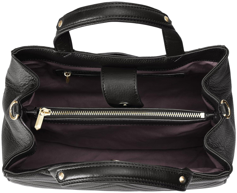 Amazon.com: Sam Edelman Gianna bolsa, negro, talla única ...