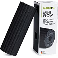 BLACKROLL® MINI FLOW, kleine foamroller voor zelfmassage van armen, benen en voeten, draagbare massage roller voor…