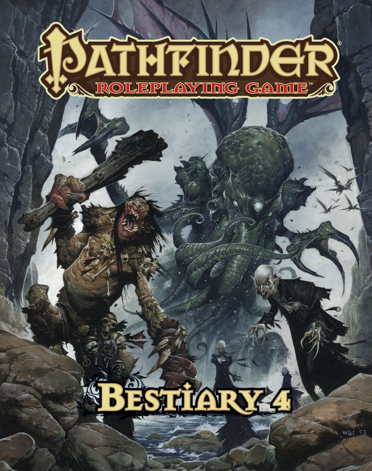 Read Online Pathfinder Roleplaying Game: Bestiary 4 PDF