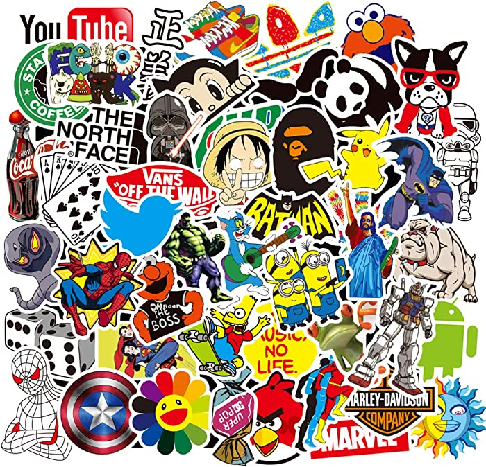 Top 10 Teen Boy Stickers For Laptop
