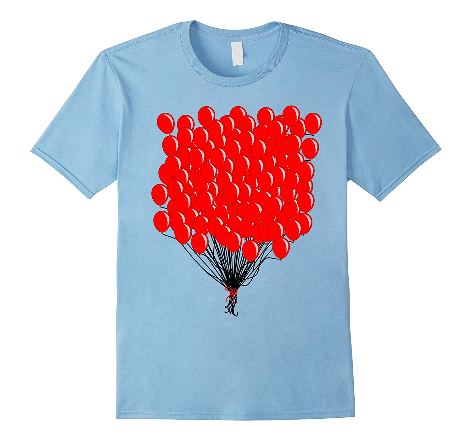 99 Red Balloons Classic Eighties Song T Shirt TH