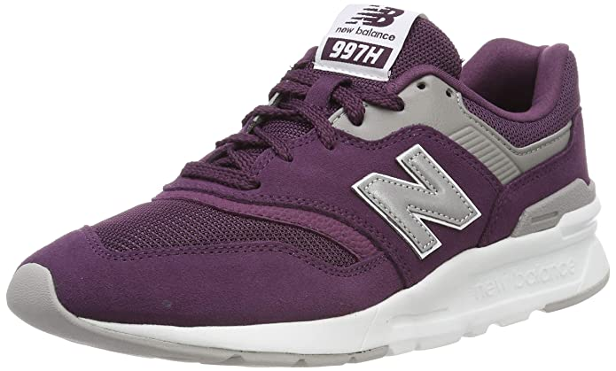 New Balance 997H Core Sneaker Herren Violett Lila (Dark Currant/Silver)